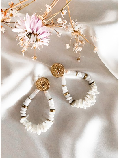 boucles lulu blanche